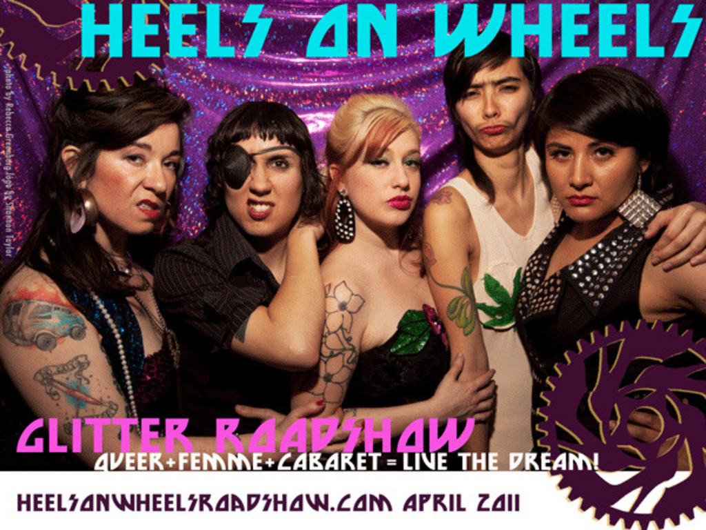 Heels on Wheels Roadshow 2011 Gas Fund's video poster