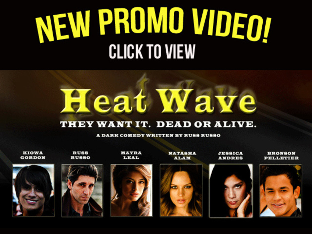 HeatWave- A Film about Modern Day Moral Decay's video poster