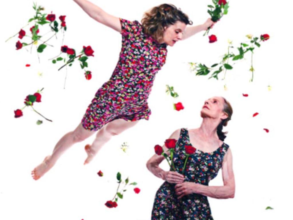 Ellis Wood Dance - Flower Fiction's video poster
