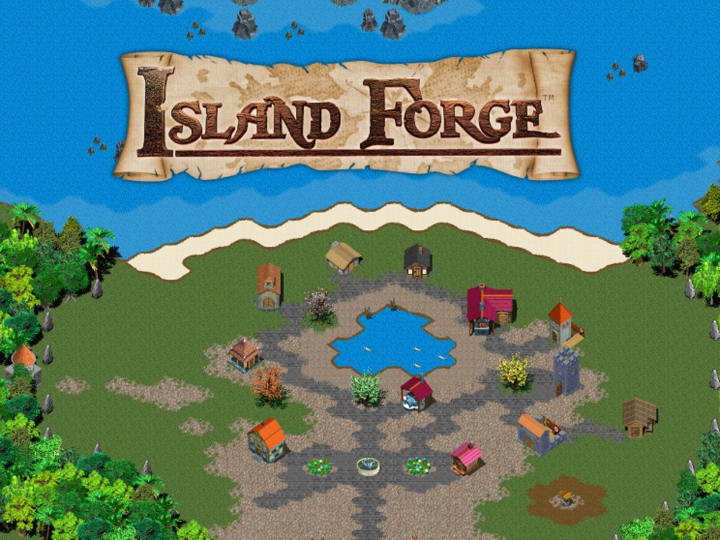Island Forge: Establishing a Creative Player Community's video poster