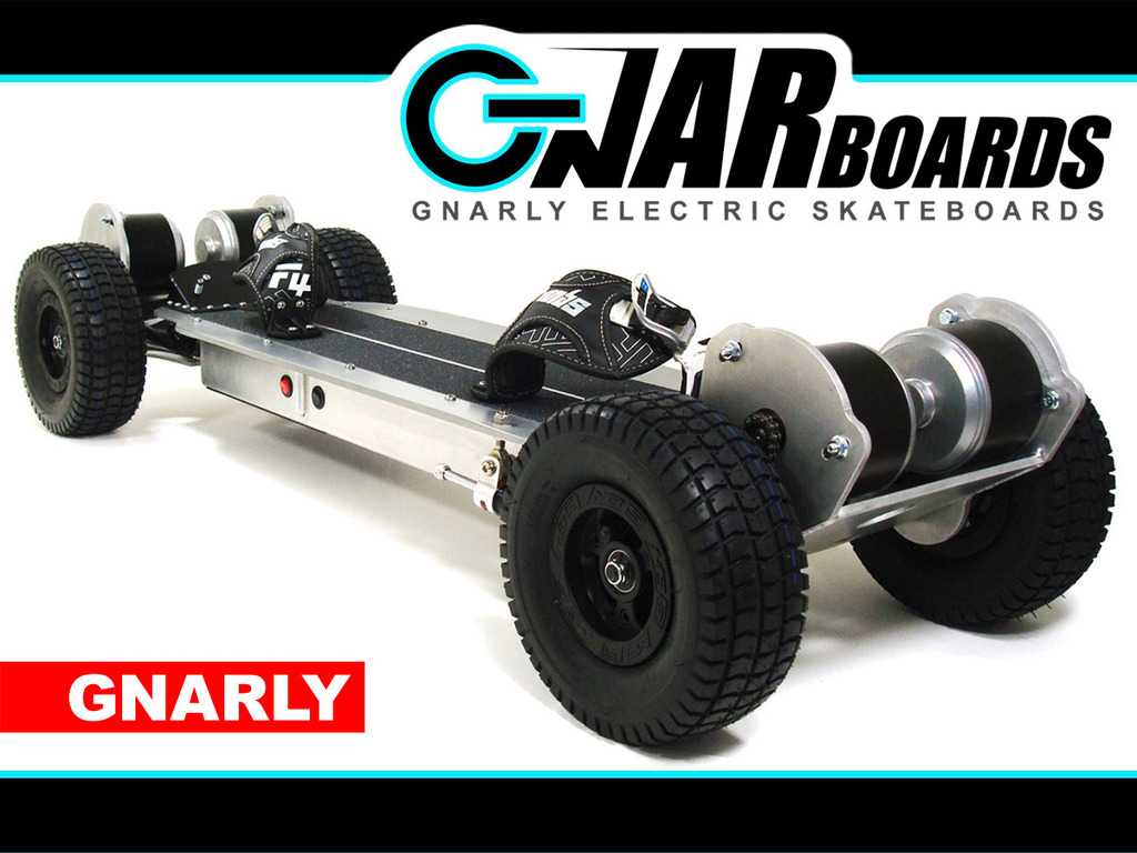 GNARBOARDS - Gnarly Electric Skateboards's video poster