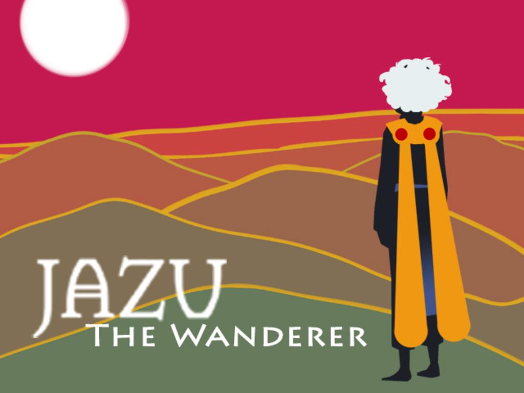 Jazu The Wanderer, Book 1's video poster