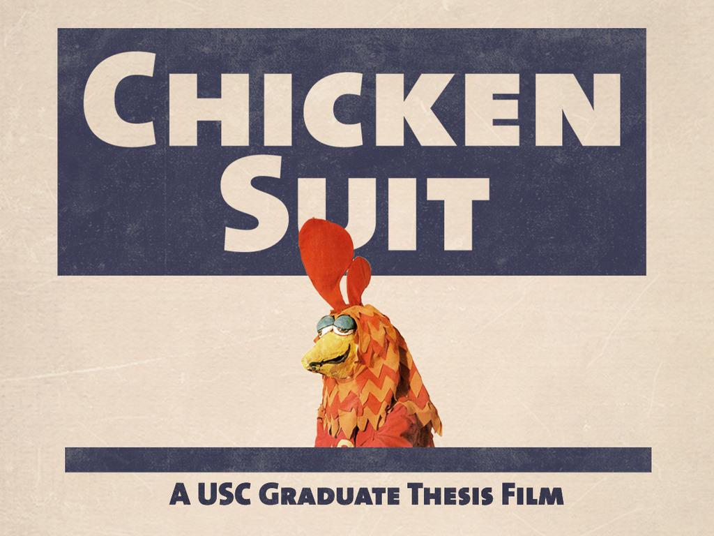 Chicken Suit's video poster