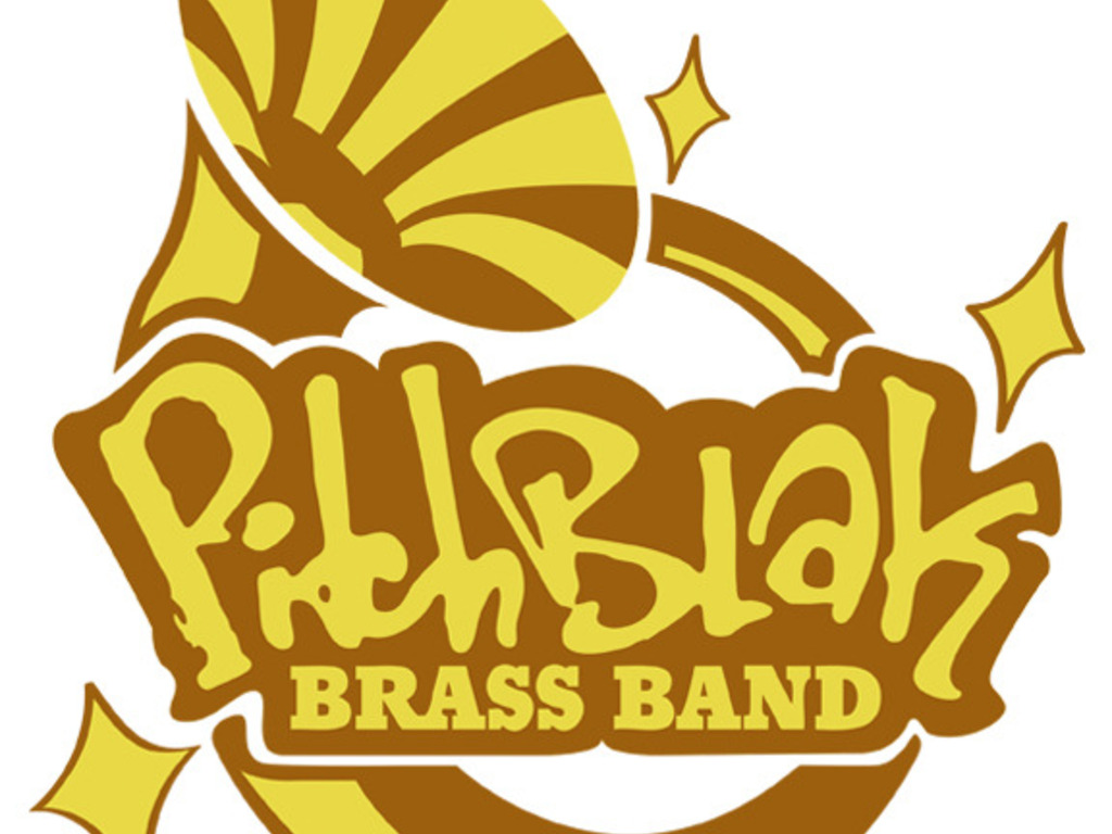 PitchBlak Brass Band's FIRST Full Length Album!'s video poster