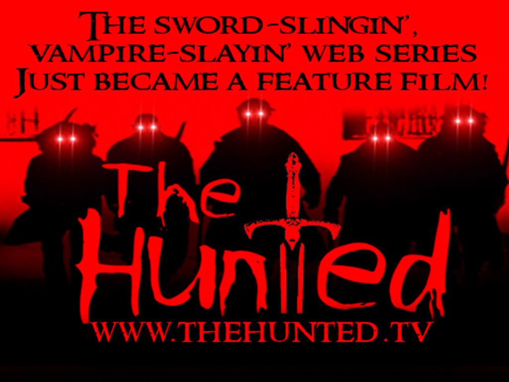 The Hunted - Feature Film's video poster