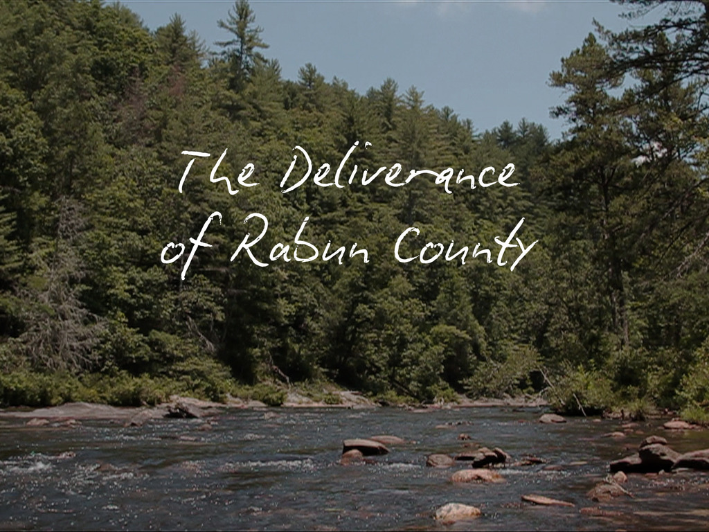 The Deliverance of Rabun County - A Documentary Film's video poster