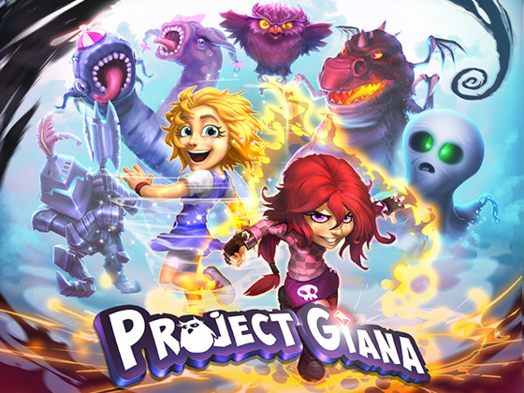 Project Giana's video poster