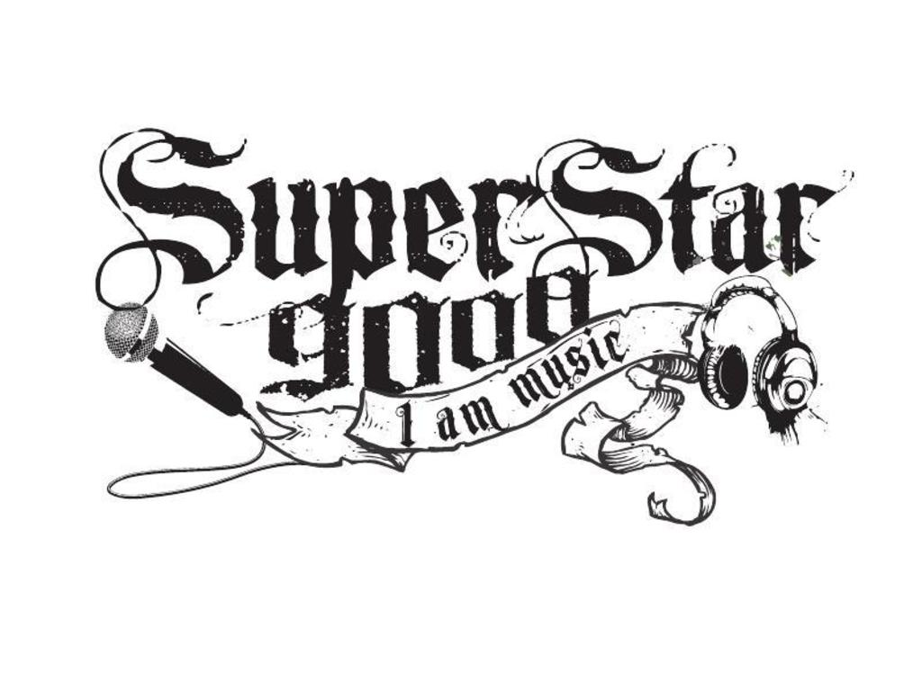 """Superstar 9000 """"Turn the Lights Off"""" Album Release Project's video poster"""