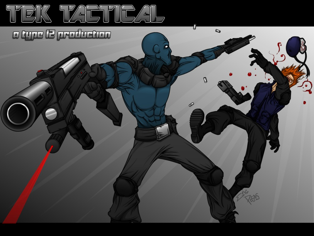 Tek Tactical - An Intense, Free-To-Play Shooter's video poster