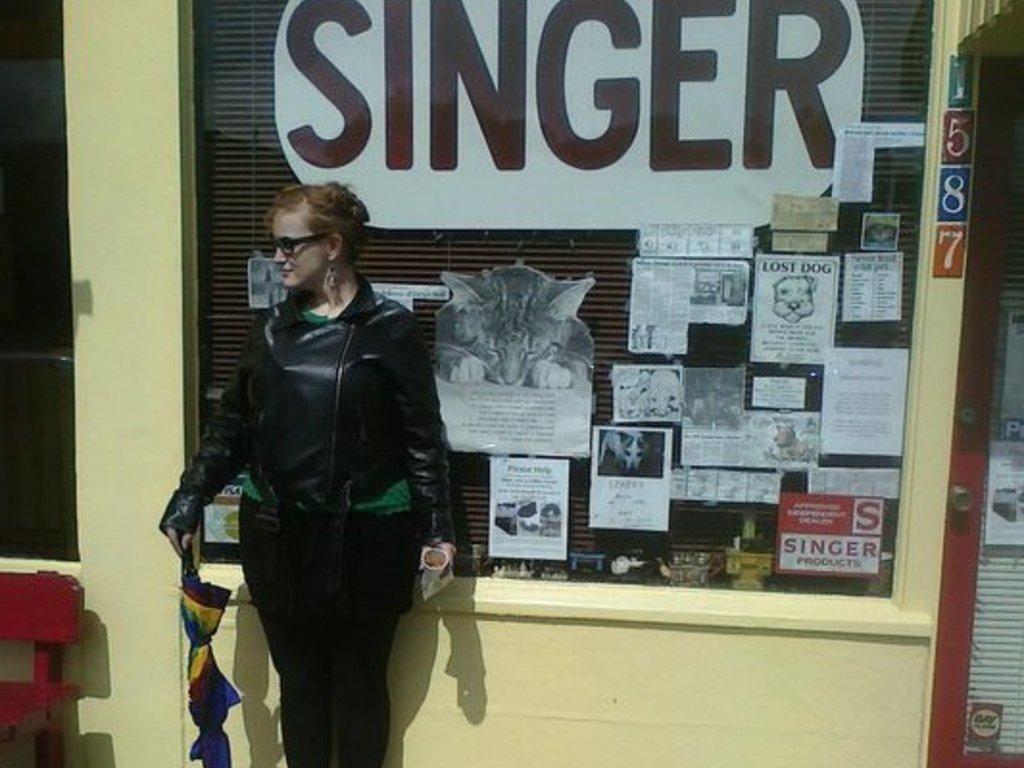 Genifer Robin's First Album!'s video poster
