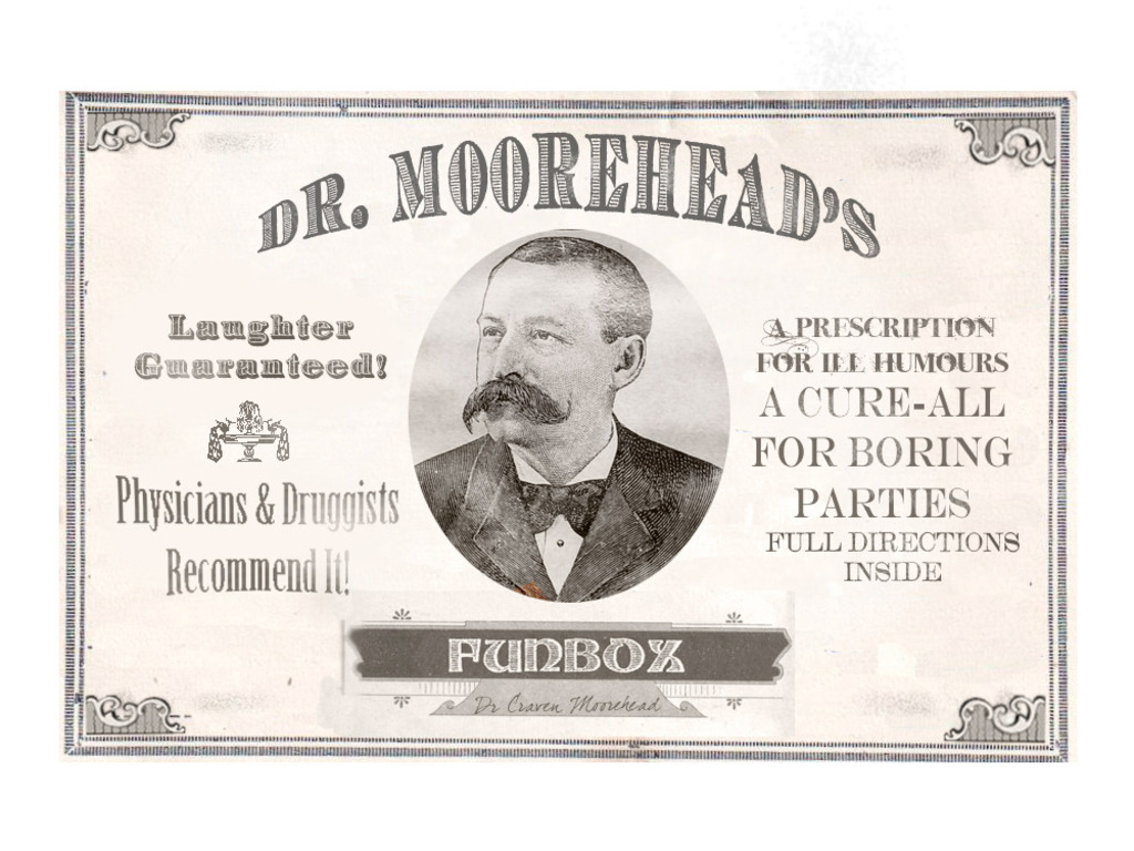 Dr. Moorehead's Fun Box!'s video poster