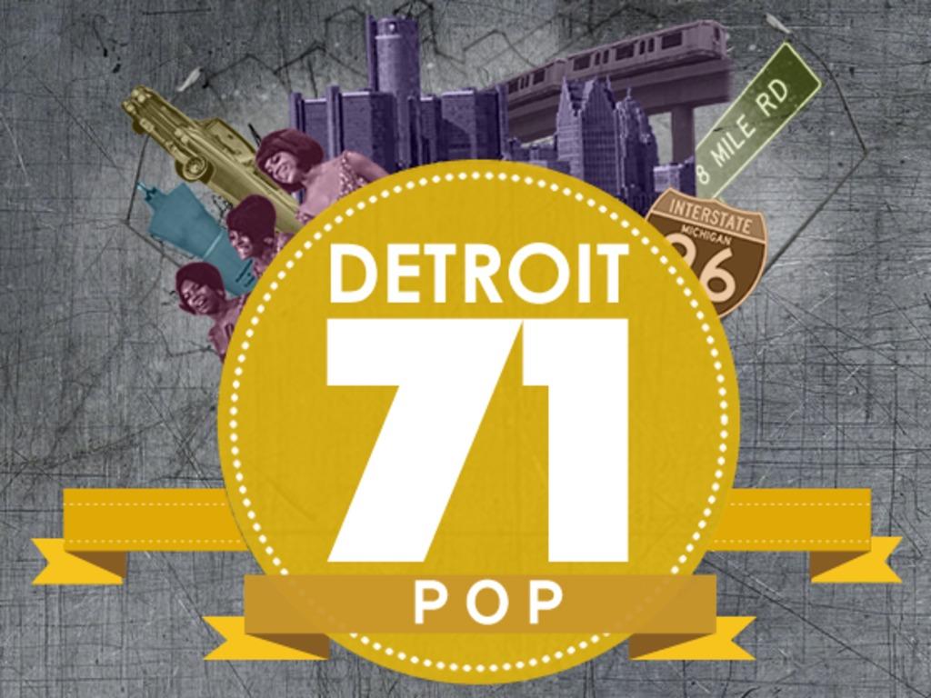 71 POP: Detroit Pop-Up Shop for Emerging Artists's video poster