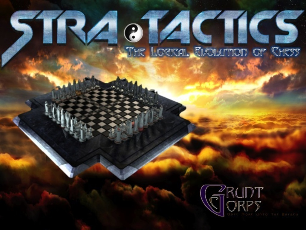 STRA-TACTICS: The Logical Evolution of Chess (Canceled)'s video poster