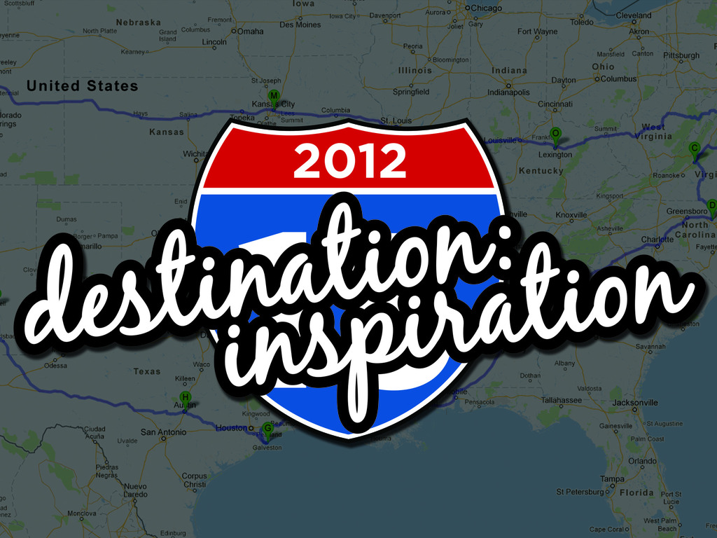 Destination: Inspiration, a journey in postcards's video poster