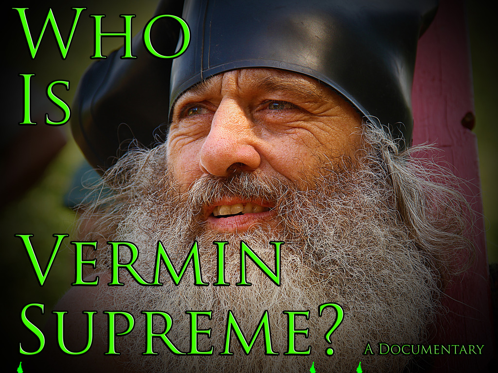 Who Is Vermin Supreme? A Documentary's video poster