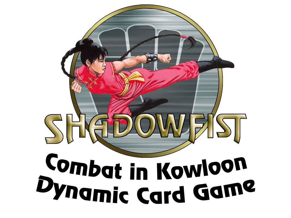 Shadowfist: Combat in Kowloon Card Game's video poster