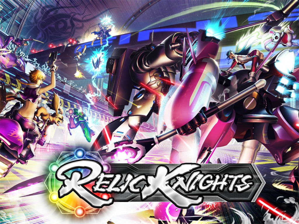 Relic Knights's video poster