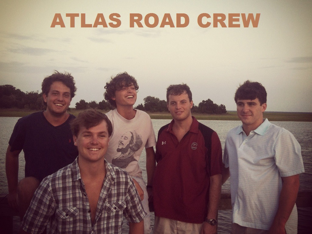 Atlas Road Crew EP's video poster