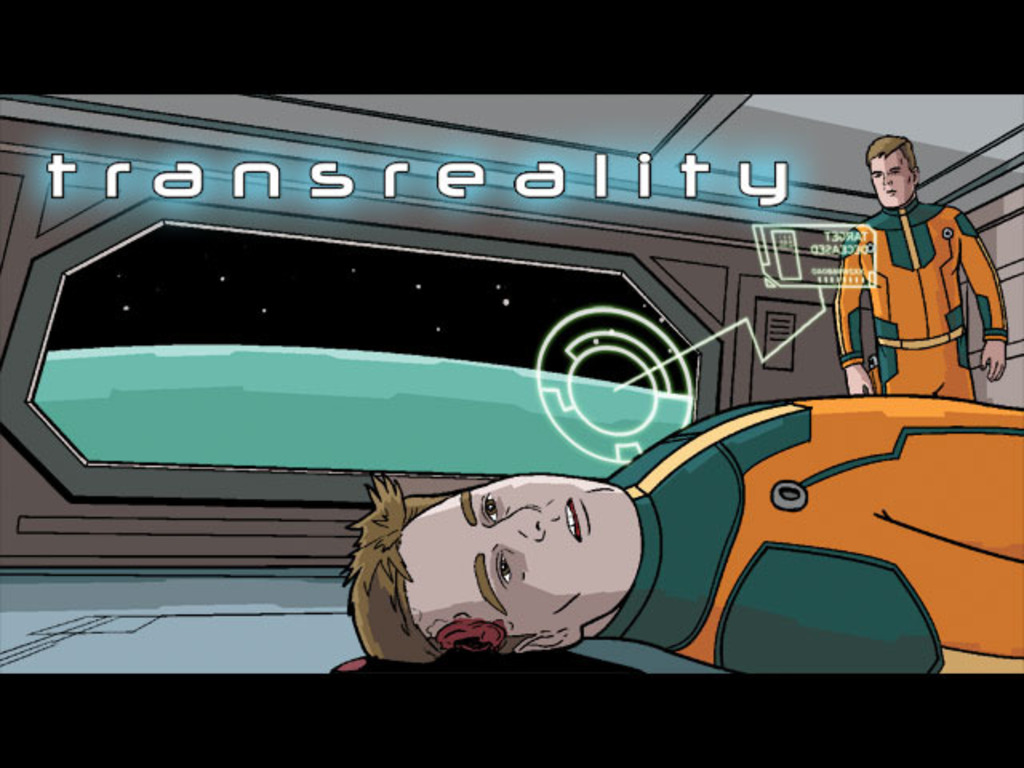 Transreality's video poster