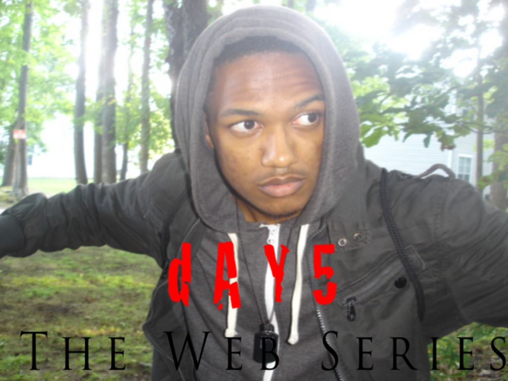 Day 5: The Post-Apocalyptic Web Series's video poster