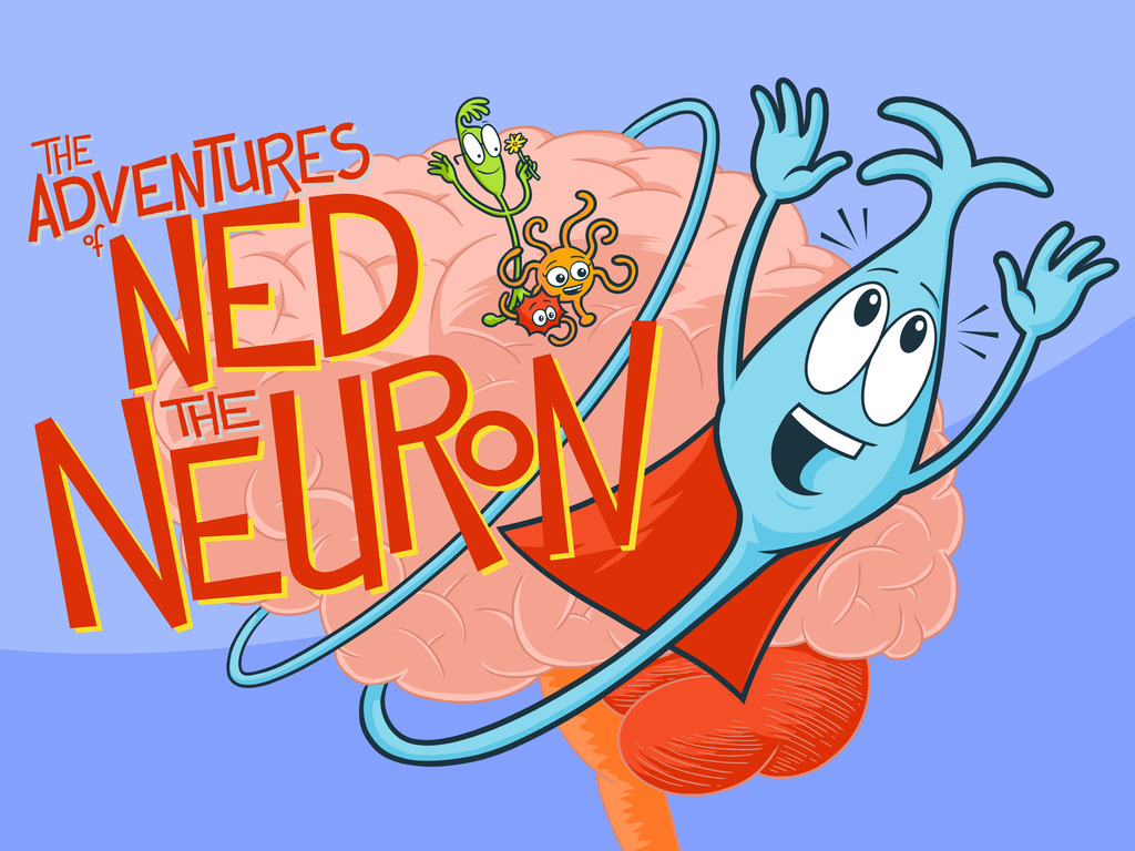 The Adventures of Ned the Neuron's video poster