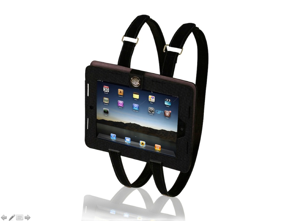 MyPadLife - The Most Functional iPad Case EVER's video poster