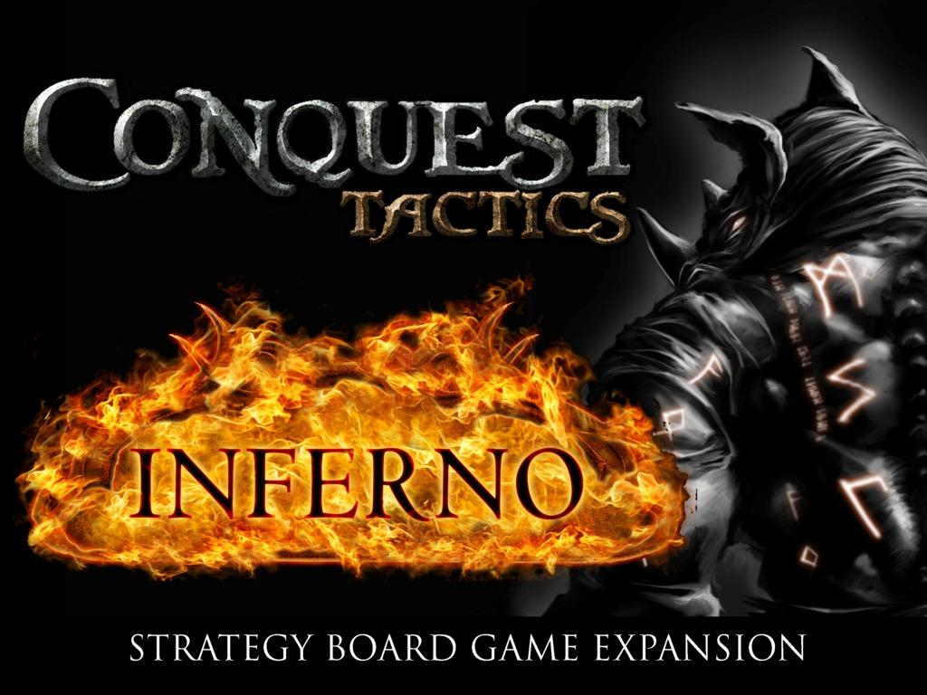 Conquest Tactics: Inferno - Strategic Fantasy Wargame's video poster