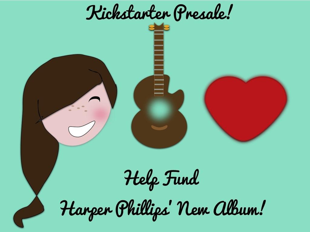 Pre Sale to Fund New Harper Phillips Record!'s video poster
