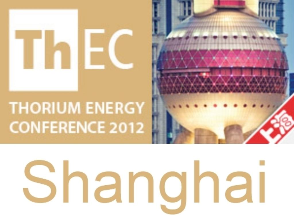 Thorium Remix 2012 - Shanghai Footage Acquisition's video poster