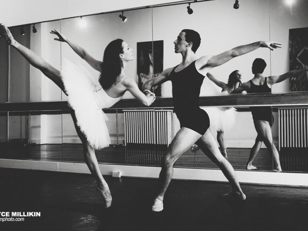 Neos Dance Theatre's New Nutcracker!'s video poster