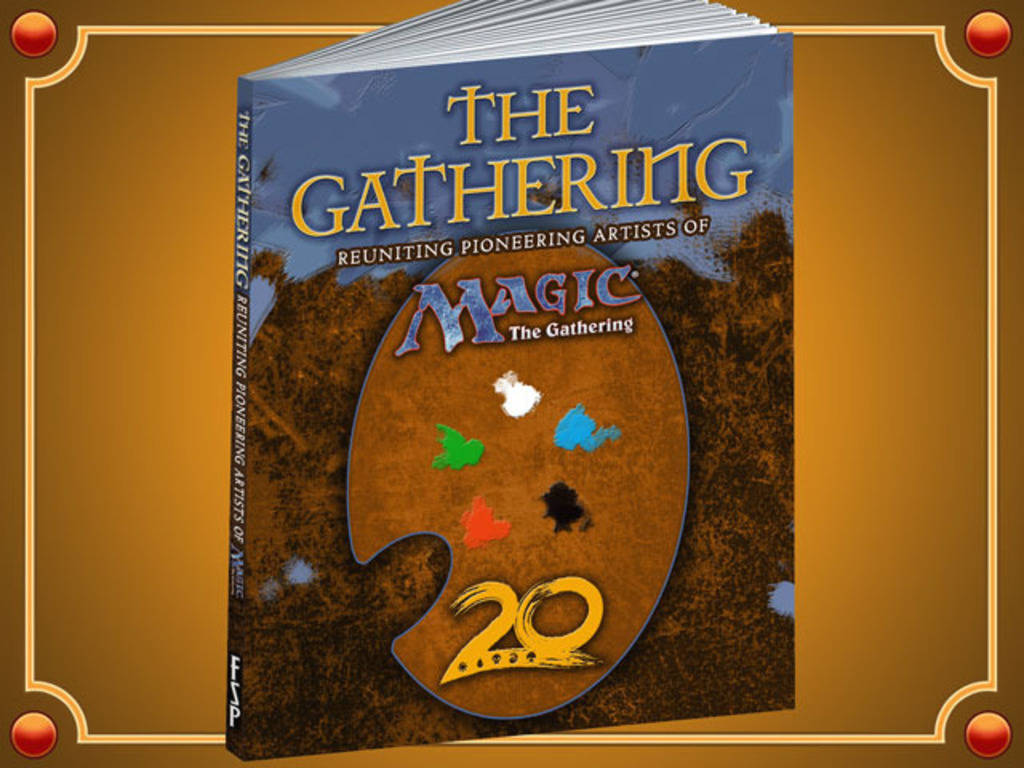 The Gathering: Reuniting Pioneering Artists of Magic's video poster