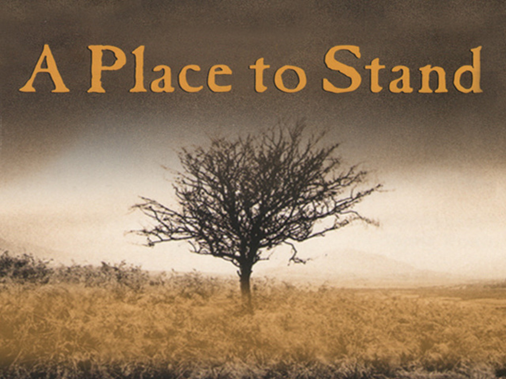 A Place to Stand's video poster