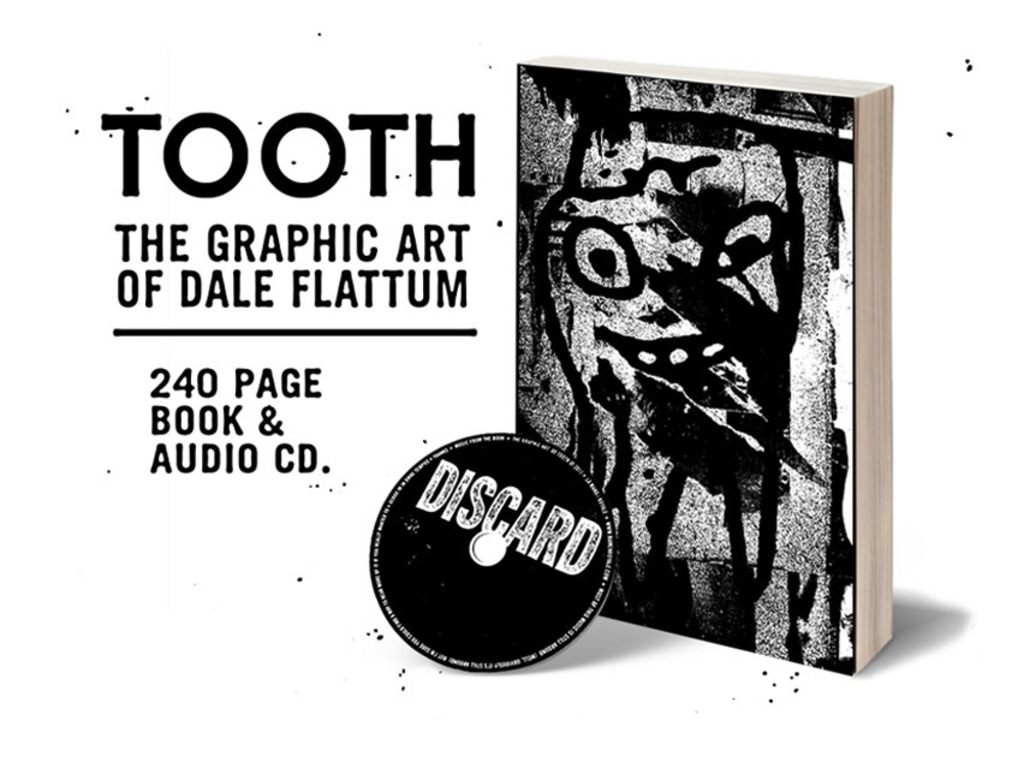 TOOTH: The Graphic Art of Dale Flattum's video poster