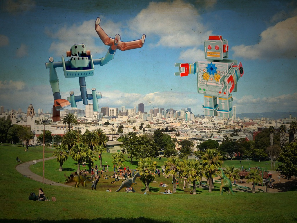 Come Out & Play San Francisco's video poster