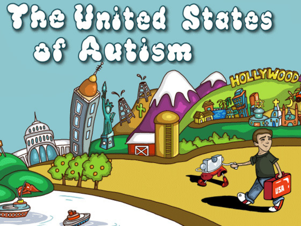 United States of Autism Movie Post Production's video poster