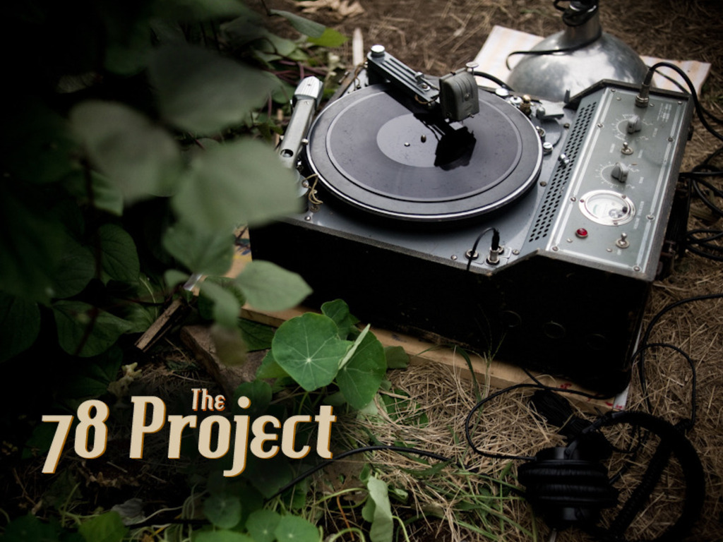 The 78 Project Feature-length Documentary Film's video poster