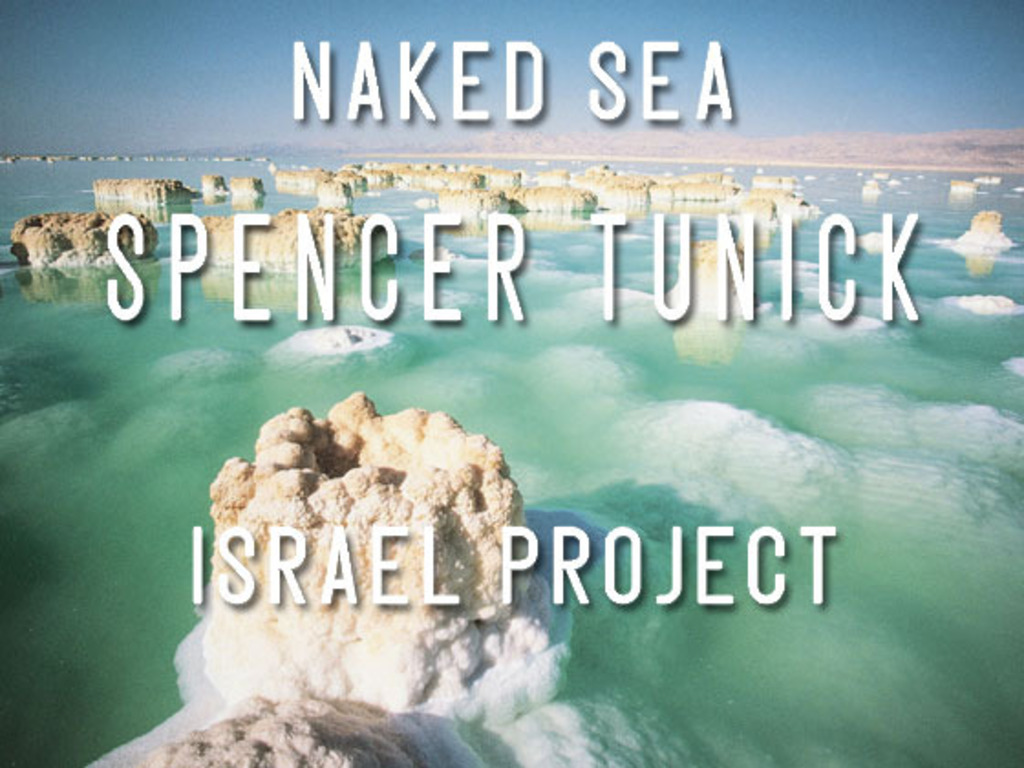 Naked Sea – Spencer Tunick Dead Sea Installation's video poster