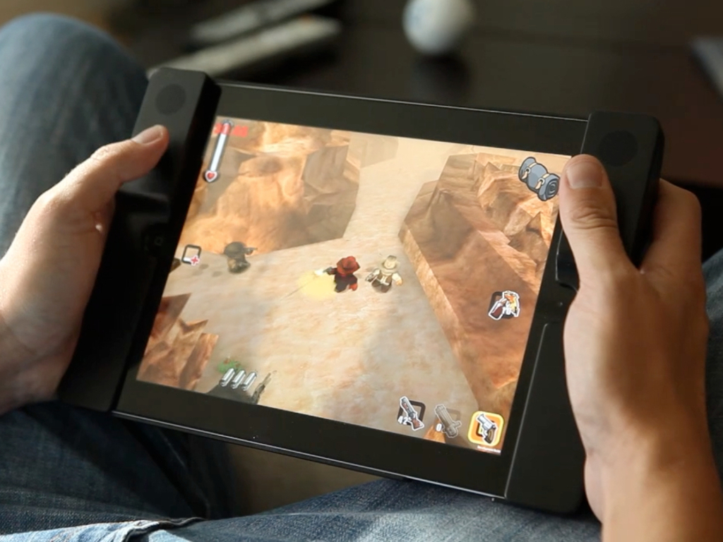 Audojo iPad Case for Games's video poster