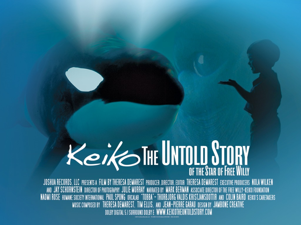 Bring Keiko, the Star of Free Willy, to Hollywood!'s video poster