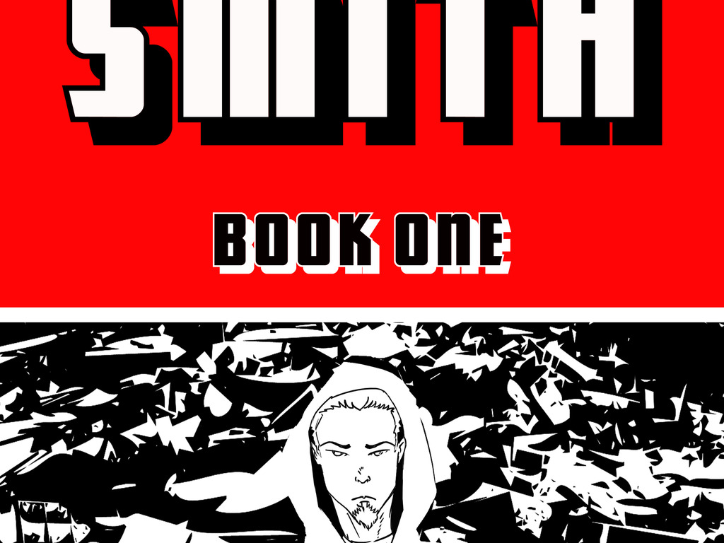 """""""Locksmith"""" An Action/Mystery Graphic Novel's video poster"""