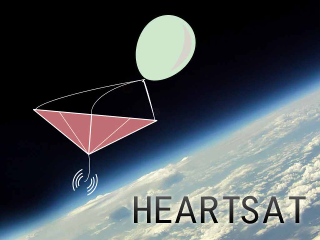 HEARTSAT: A Scientifically Rewarding Journey to Near Space's video poster