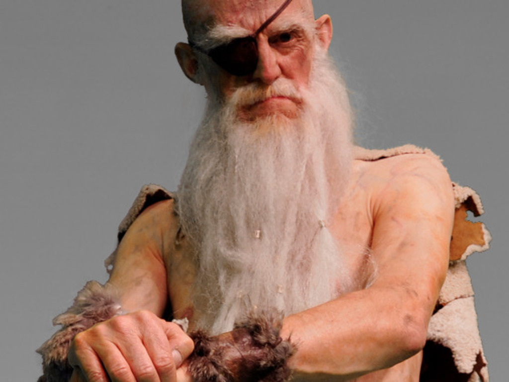 Terry Pratchett's Troll Bridge's video poster