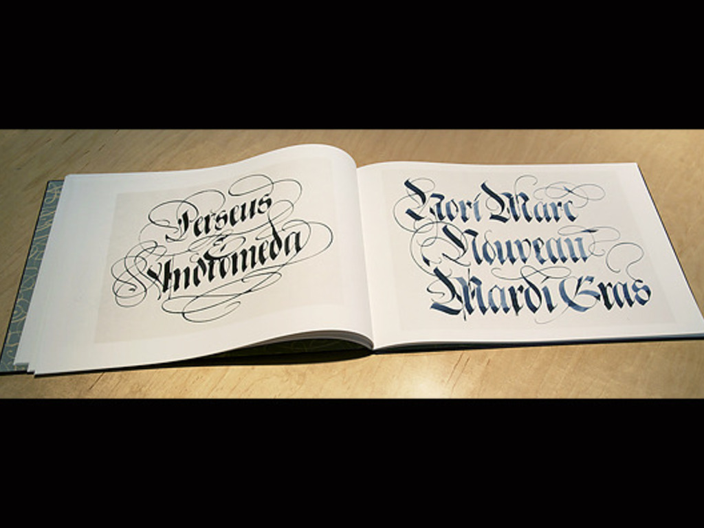 Practice Makes Perfect, the Calligraphy of Raphael Boguslav's video poster