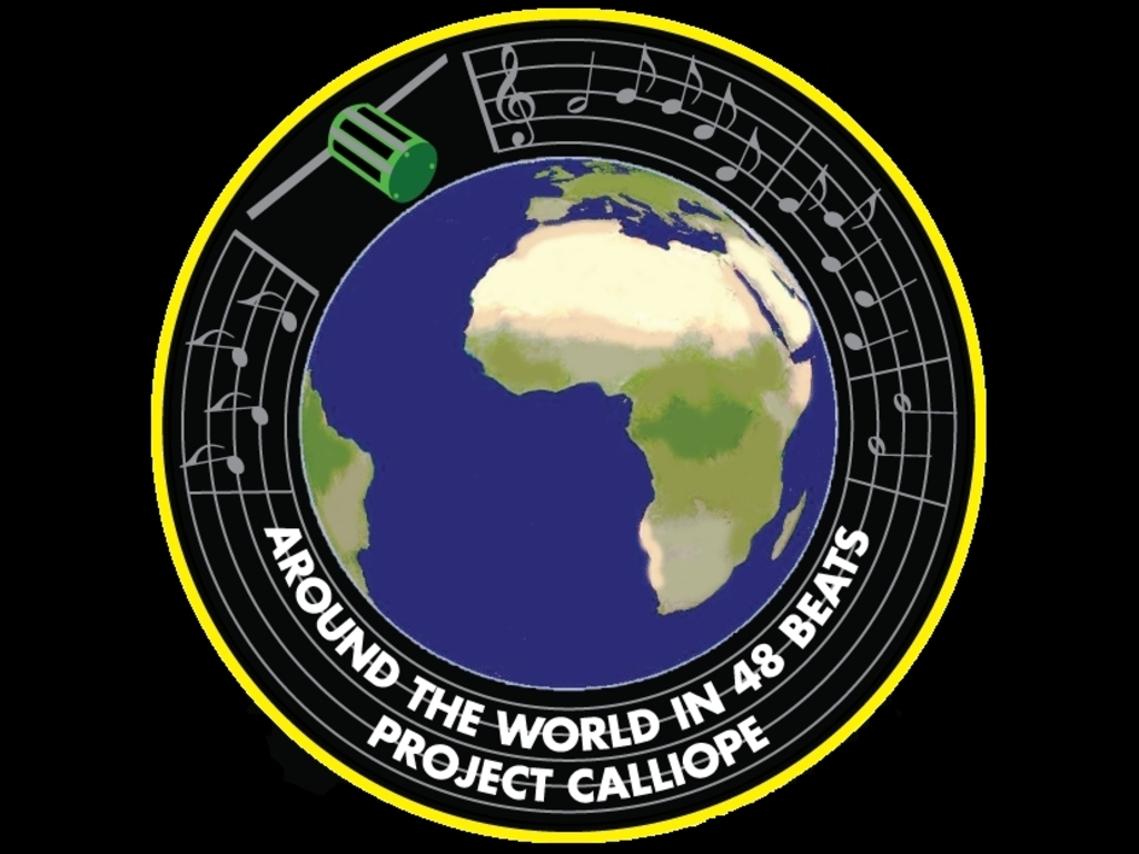 Capturing the Ionosphere: Ground Station Calliope's video poster
