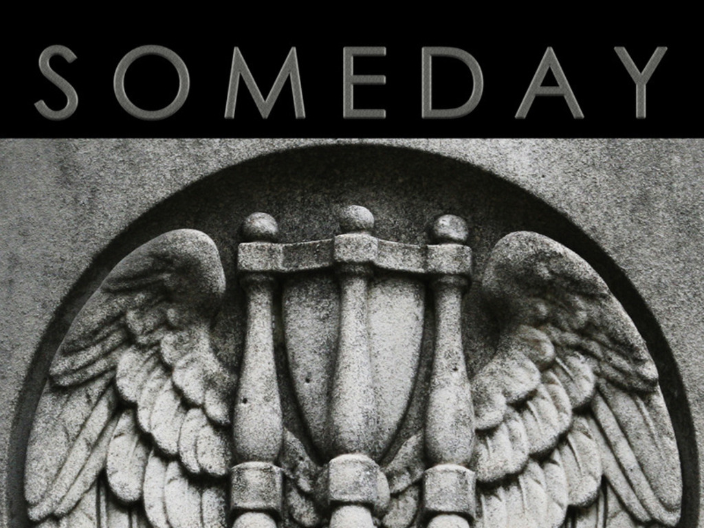 Someday: The Short Film's video poster