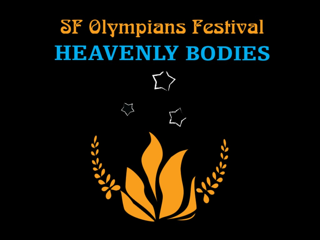 2nd Annual SF Olympians Festival by No Nude Men Productions's video poster
