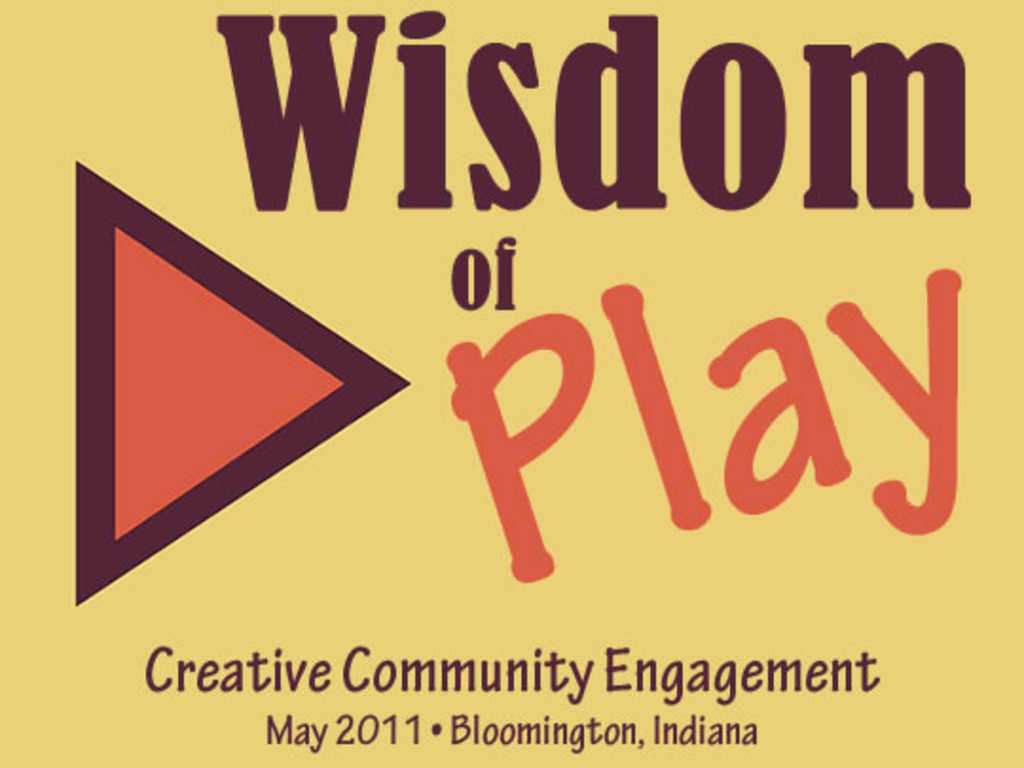 Wisdom of Play: Creative Engagement for Bloomington, IN's video poster