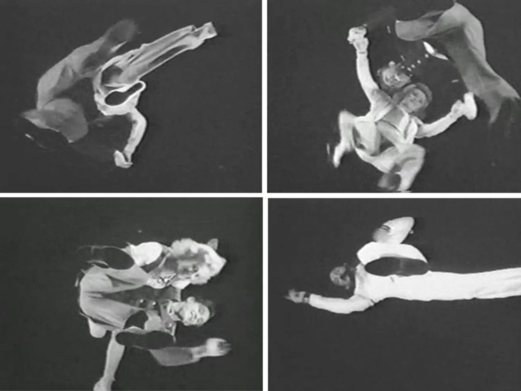 'Syncopation' Lindy Hop Glass Floor Routine & Film's video poster