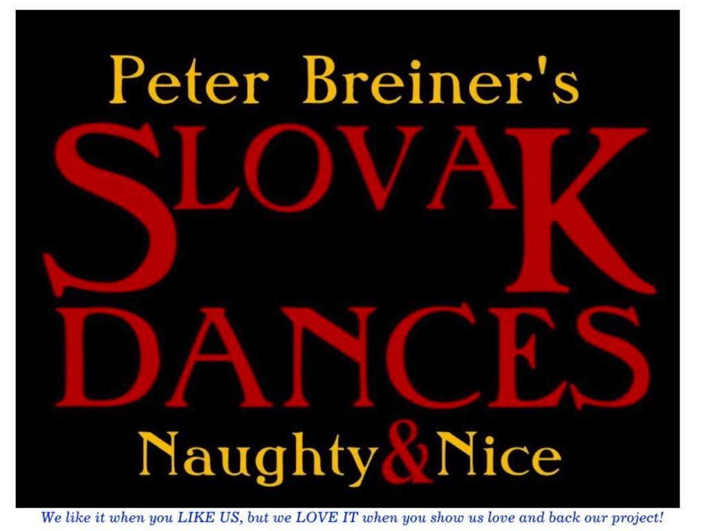 Slovak Dances  -  Slovenské tance's video poster