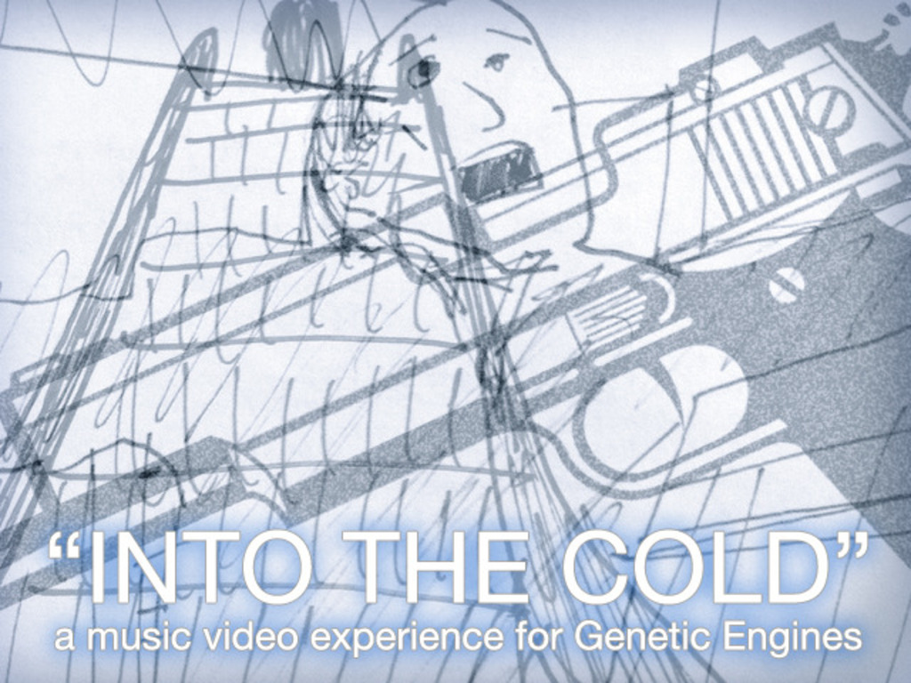 INTO THE COLD's video poster